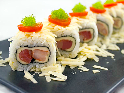 суши рецепты роллы с фото